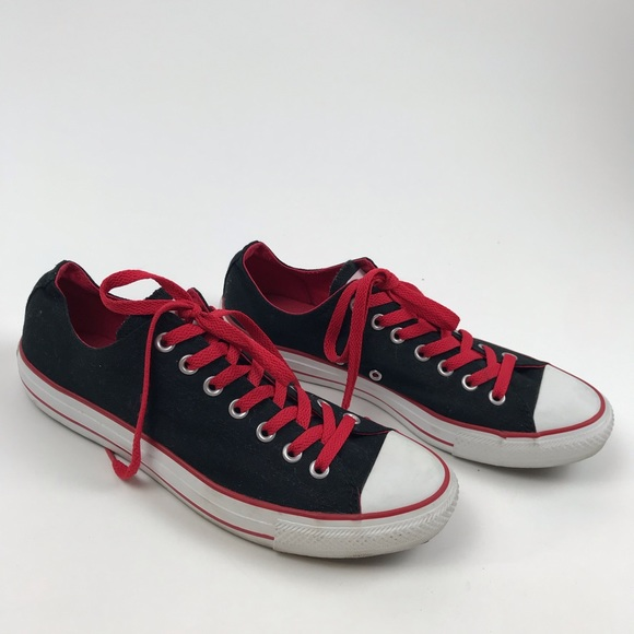 Converse Other - Converse 9 Lace Up Chuck Taylors Sneakers Shoes